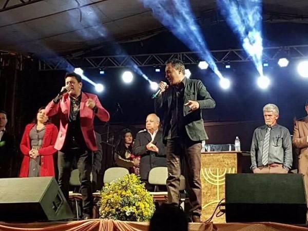 3ª Festa dos Evangélicos em Piedade de Caratinga-MG