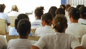 População carcerária feminina cresce 700% em dezesseis anos no Brasil