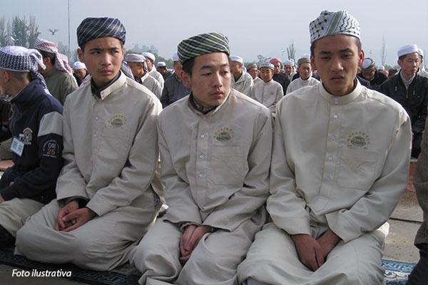 Região muçulmana é atacada na China