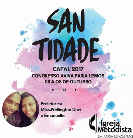 Em outubro será realizado o congresso ''Aviva Faria Lemos''