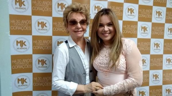 Sarah Farias assina com a MK Music e já vai lançar single