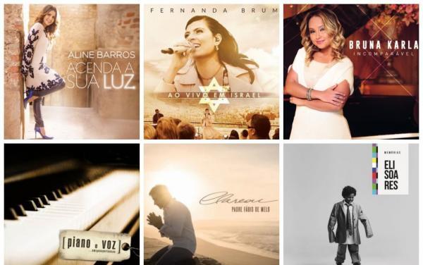 Grammy: Indicados a Melhor Álbum de Música Cristã