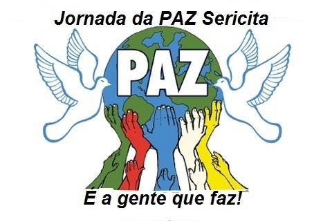 Sericita irá sediar o Projeto Jornada da Paz