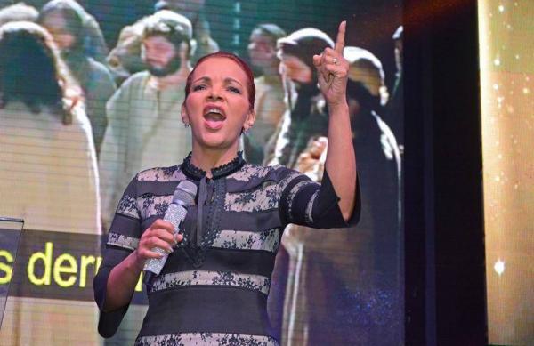 'Não vamos nos calar', declara Flordelis sobre performance