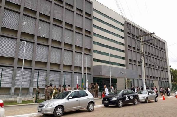 Novo Fórum é inaugurado em Manhuaçu