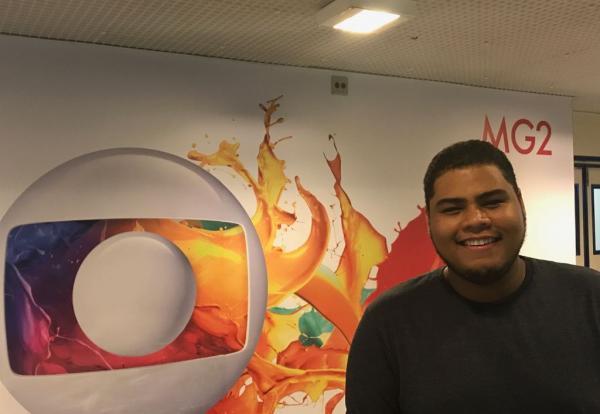Danilo Franco grava edição do The Voice Brasil Reecontro