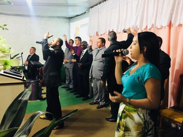 Igreja Renovada da Libertação realizou Congresso de Obreiros em Manhuaçu