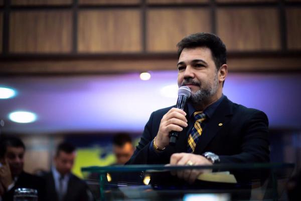 Vídeo em que deputado Marco Feliciano critica a Globo deve ser retirado do ar Foto: Repr