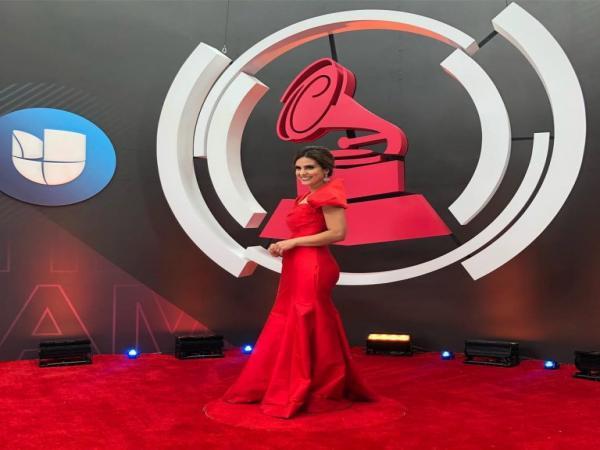 Confira a história de Aline Barros no Grammy