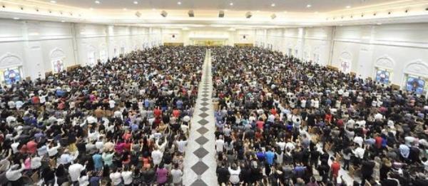 Igreja Universal inaugura Templo Maior de Curitiba
