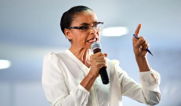 Rede anuncia Marina como pré-candidata à Presidência