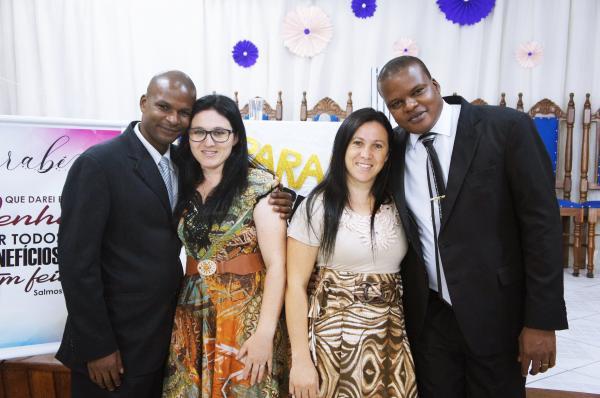 Assembleia de Deus da Colina comemorou aniversário do pastor presidente