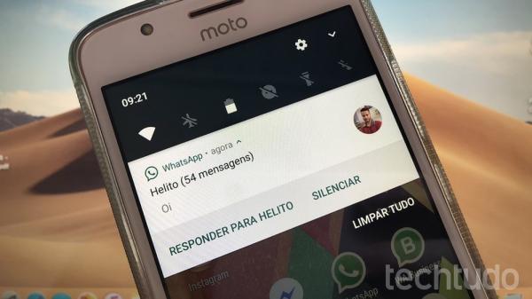 O recurso, presente no WhatsApp, é ideal para impedir a enxurrada de mensagens que algumas pessoas mandam pelo mensageiro.