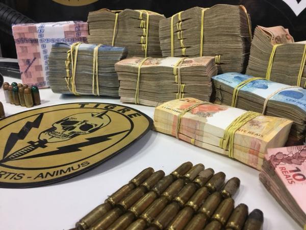 Ex-pastor evangélico é preso suspeito de chefiar quadrilha de roubo a bancos