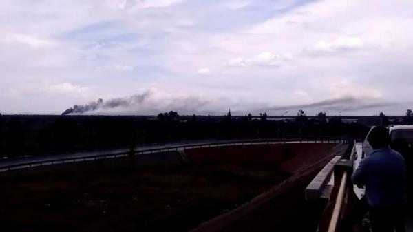 Avião da Aeroméxico com 101 pessoas sofre acidente em Durango, no México