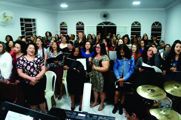 Durante cinco dias, o evento passou por diversas cidades da região, e até o dia 26/08 permanece na cidade de Manhuaçu, onde será o encerramento na sede regional do bairro Petrina, por meio do pastor presidente Jorge Carlos da Costa.