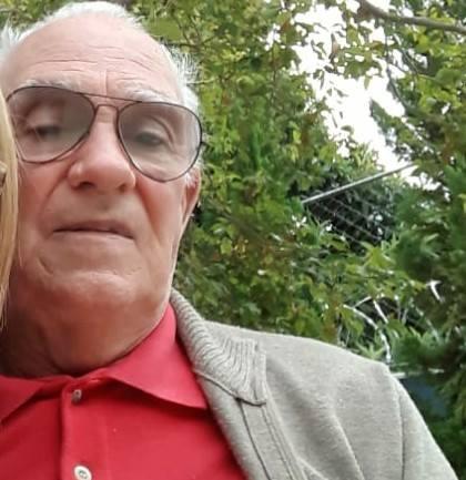 Gentil Gabriel, é morador de Espera Feliz em Minas Gerais e tem 75 anos. Informações sobre Gentil, entre em contato com a Polícia Militar no 190 ou (32)98437-9263. A família agradece ao apoio de todos nesse momento.