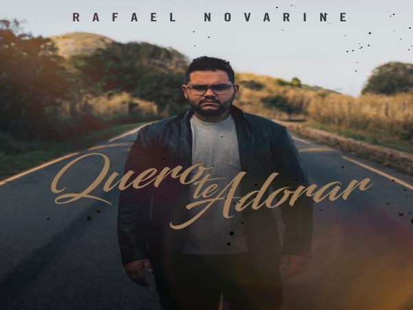 """Em carreira solo, Rafael Novarine lança single e clipe """"Quero Te Adorar"""""""
