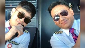 Piloto conta como o Espírito Santo lhe ajudou a salvar a vida de 140 passageiros