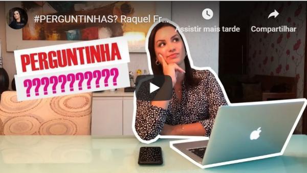 Raquel, esposa de Anderson Freire, lança canal no YouTube, VEJA O VÍDEO