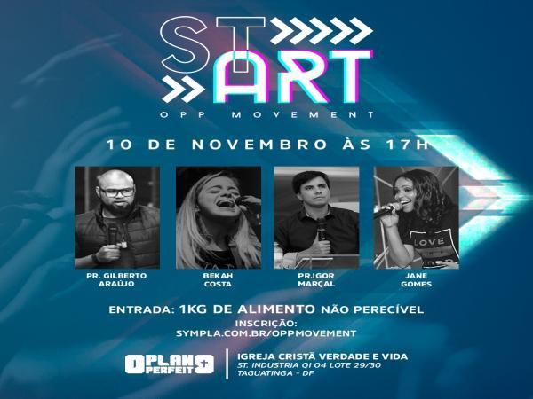 Brasília recebe a 1ª edição da Conferência Start