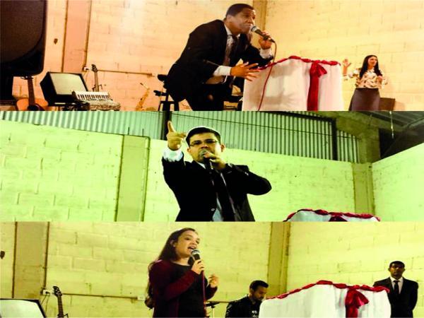 Primeira Assembleia de Deus de Alto Caparaó realiza dois dias de evento na cidade