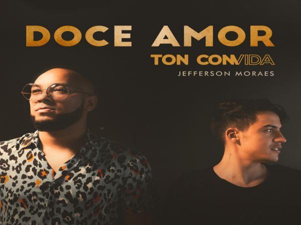 Ton Carfi lança canção inédita com a participação do sertanejo Jefferson Moraes