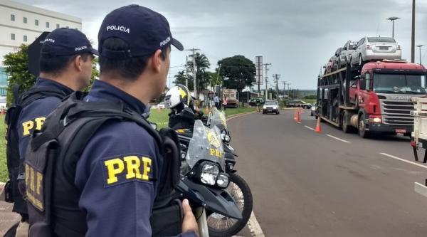 A Polícia Rodoviária Federal (PRF) abre nesta segunda-feira (3) as inscrições do concurso público para 500 vagas de policial rodoviário federal. O salário é de R$ 9.473,57.
