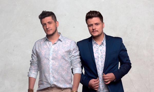 Pela Warner Music, André e Felipe anunciam novidades e antecipam projetos de 2019