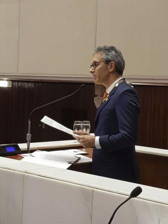 Romeu Zema toma posse e pede pacto para Minas Gerais