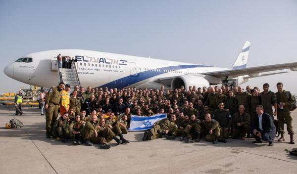 Militares israelenses embarcam em direção ao Brasil para ajudar nas buscas em Brumadinho