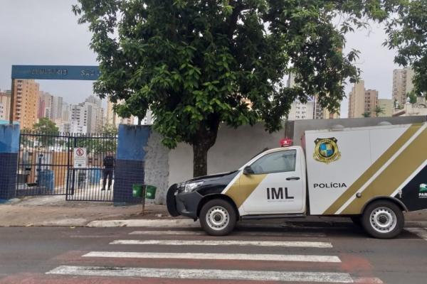 Túmulo foi violado e cadáver abusado sexualmente no cemitério central de Londrina