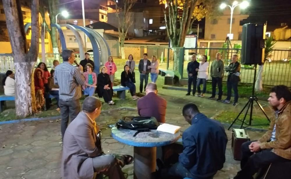 Igrejas de Manhuaçu uniram 10 dias em oração na CMO