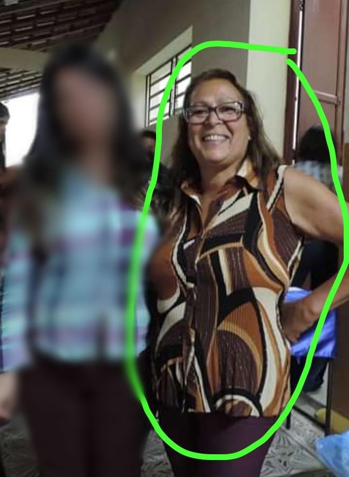 Fátima trabalhava na Escola Melo Viana na região central de Carangola (Foto/Divulgação Jornal O Combatente)