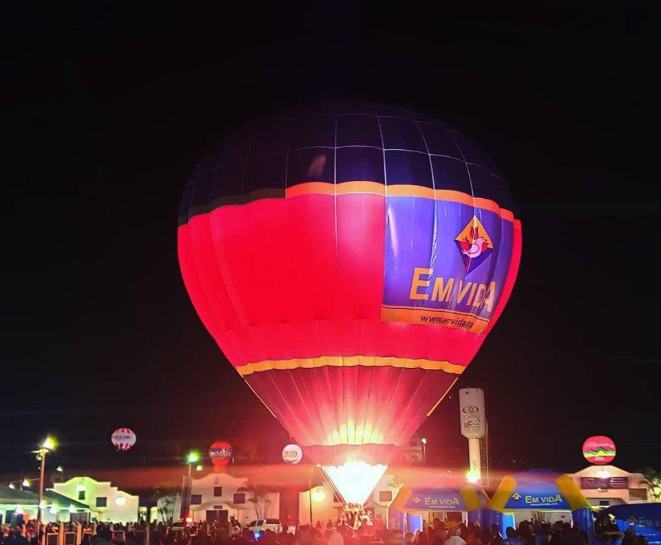 Na noite desta quinta-feira, 25/07, o Plano Assistencial Em Vida, se destacou na comunicação visual e proporcionou um espetáculo, na 70º Exposição Agropecuária de Carangola, na Zona da Mata Mineira.