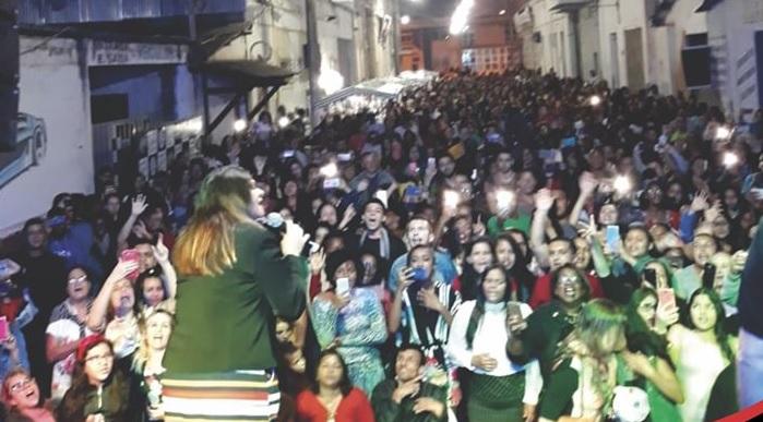 O evento é gratuito e tem por finalidade unir as igrejas evangélicas de Manhuaçu e região em uma só festa da comunhão.