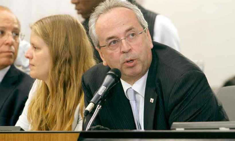 O secretário de Planejamento, Otto Levy, diz que derrotas nos tribunais vão provocar o colapso do estado, que terá de recorrer para não deixar de pagar salários (foto: Jair Amaral/EM/D.A Press - 12/6/19)