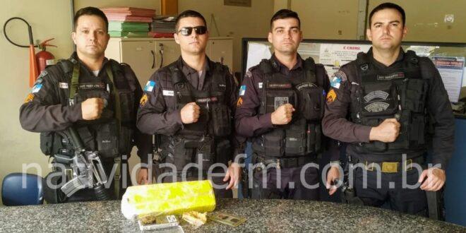 Dois suspeitos de tráfico, entre os quais suposto pastor, são presos