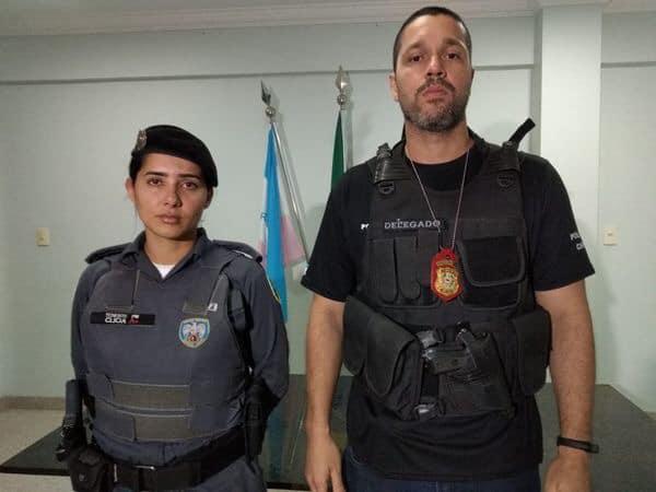 A família foi encaminhada à Delegacia de Guarapari. O delegado pontuou que em seguida eles serão encaminhados ao Centro de Detenção Provisória de Guarapari.