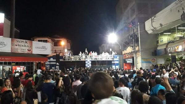 Neste sábado dia 26/10 irá acontecer mais uma edição da Marcha para Jesus e comemoração ao dia do evangélico em Manhuaçu. A concentração com trio elétrico será a partir das 17h00 na Praça Central, Cinco de Novembro.
