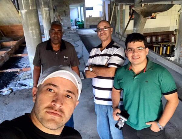 Primeira Assembleia de Deus em Manhuaçu amplia templo