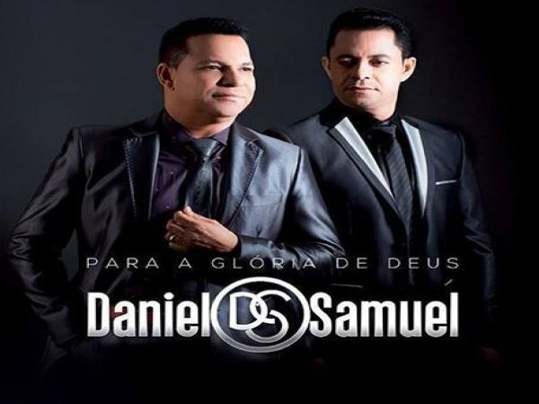 A dupla sertaneja gospel, Daniel e Samuel, apresentará na cidade de Piedade de Caratinga, no interior de Minas Gerais, no dia 27/08 (foto:Divulgação)