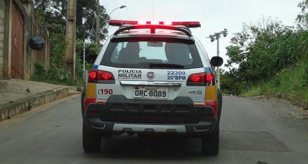 Tentativa e roubo na rodovia estadual MG 108 entre Durandé e Lajinha