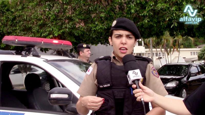 Operação República da PMMG em Manhuaçu MG 11º BPM