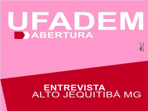 Entrevista Congresso de Mulheres em Alto Jequitibá - MG